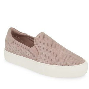 UGG Abies Perforated Slip On Platform Sneakers NEW